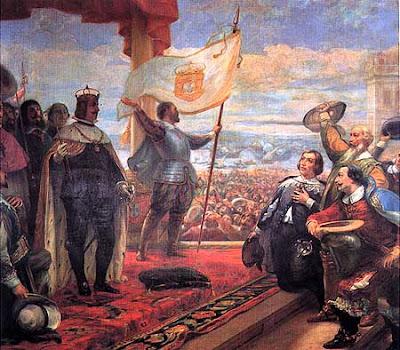 Restauração: Aclamação de D. João IV (1 de Dezembro de 1640)