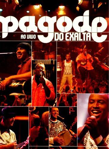 2007 - Pagode do Exalta (Ao vivo)