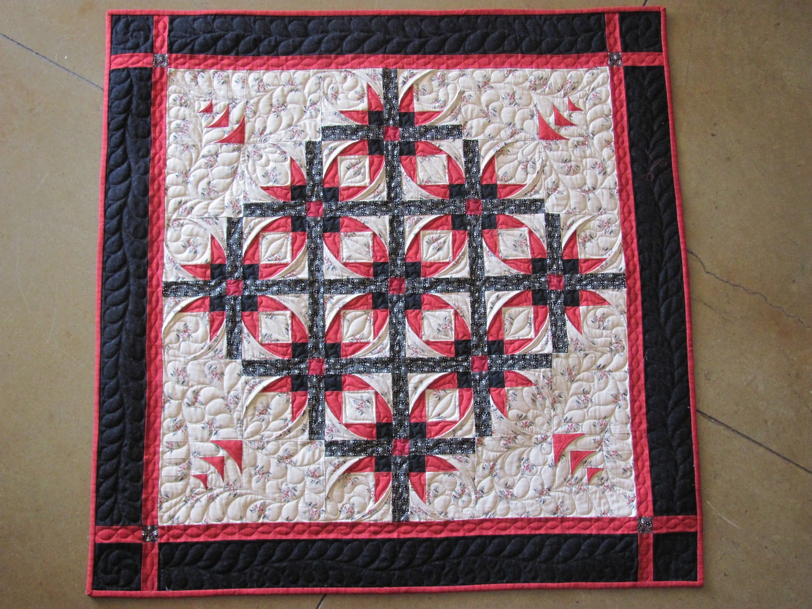 RobinStar Quilting: Mexican Star #2