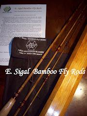 Cañas de bambú- Esteban Sigal