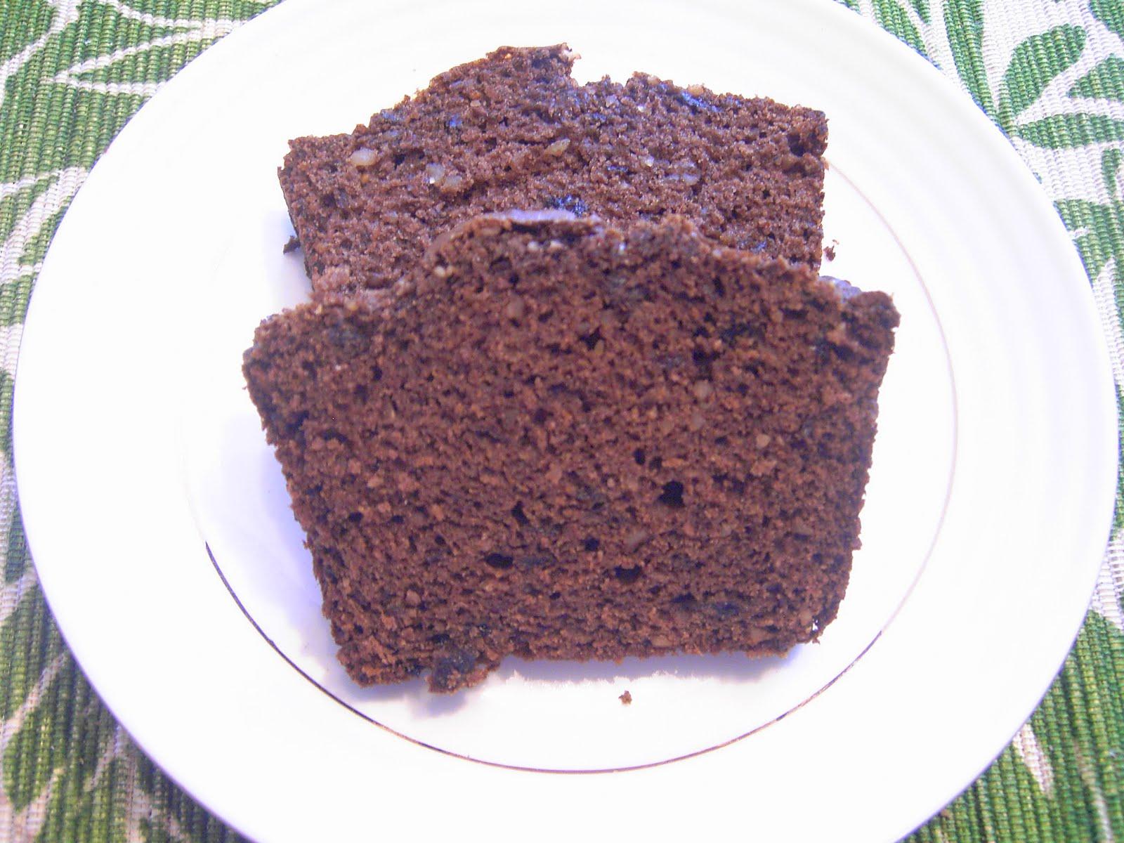 Plum Sponge Cake Recipe