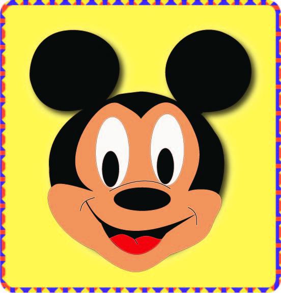 Ver caritas de Mickey Mouse - Imagui
