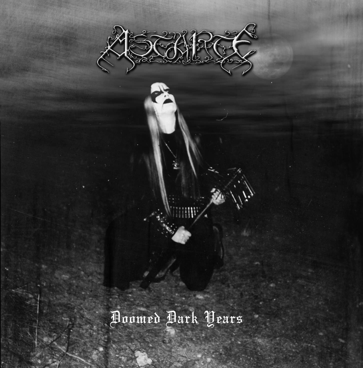 Astarte - Doomed Dark Years (2011 (Reissue 1998))