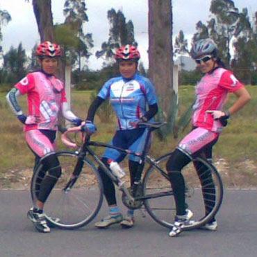 Nace un nuevo equipo femenino de ciclismo en colombia for Equipos de ciclismo