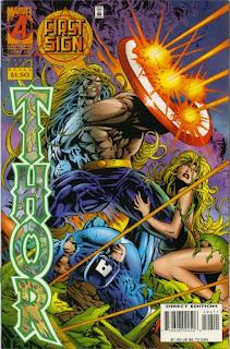 Thor Rocks metal hammer