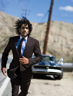 Sayid Jarrah suit awesome bad-ass Naveen Andrews Lost Island