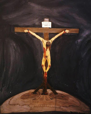 """Crucifixus: Laid Bare"""