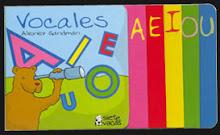 """Book: """"Vocales"""""""
