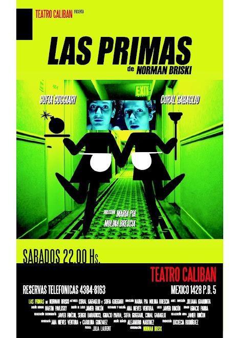 """LAS PRIMAS"" de Norman Briski"