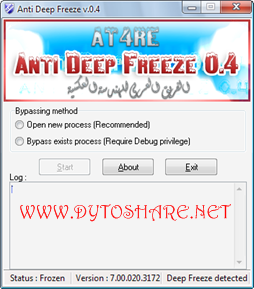 adf  Anti DeepFreeze 0.4
