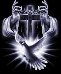 A Duch Święty ,był na nim ,aż do śmierci i to do śmierci krzyżowej