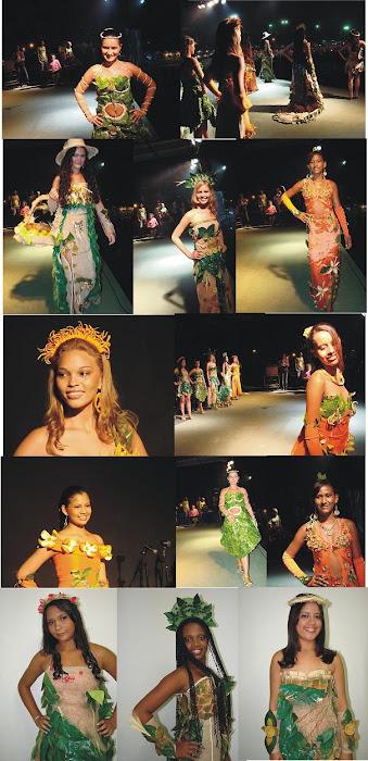 RAINHA DA LARANJA 2009