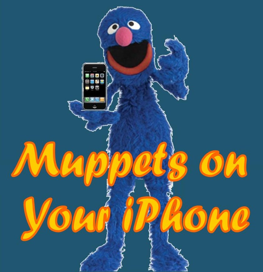 Sesame Street Saturdays Muppets On Your IPhone