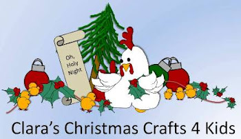 Clara's Christmas Crafts 4 Kids