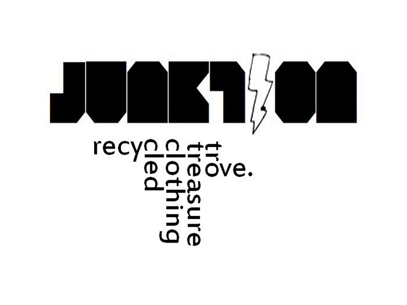 A recycled clothing treasure trove!