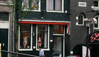 Bianca Isabella: Red Light District - Amsterdam, Holland
