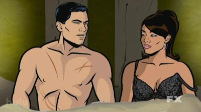 Archer+lana+pictures