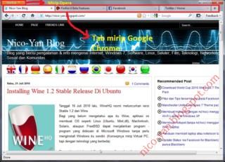Firefox 4 Main Page