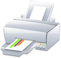 Printer Spooler Service