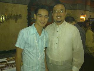 with Dr. Rozzano Locsin