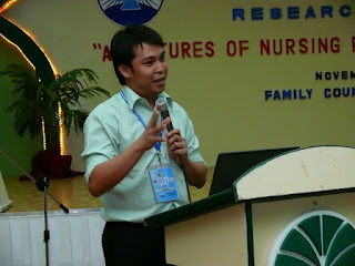 Another UERM faculty, Prof. Jesson Butcon