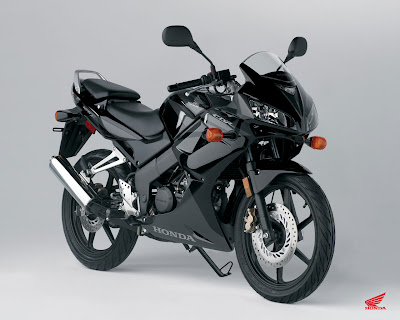 Honda CBR 125 2008 Picture Design