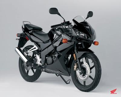 Honda CBR 125 2008 Picture Design
