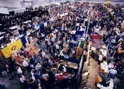today we went to the portland expo center to see whats being billed as americas largest christmas bazaar over 1000 vendors and i think we looked at - Americas Largest Christmas Bazaar