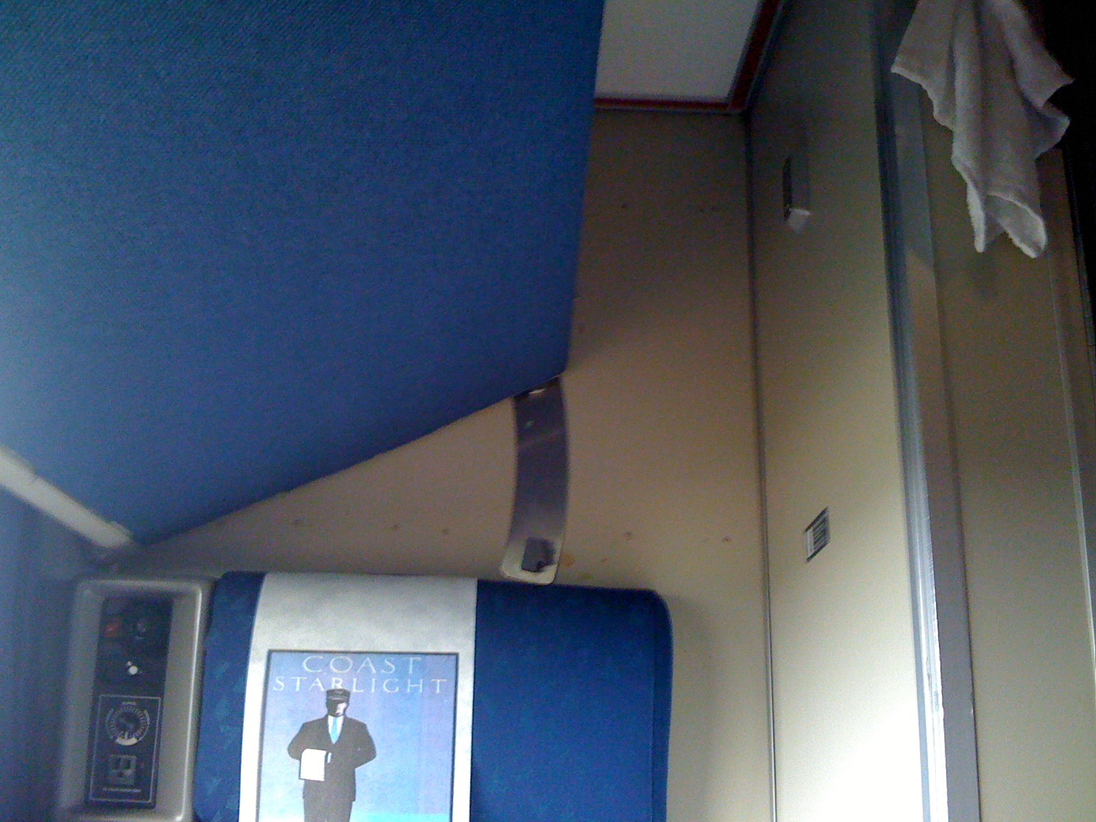 waterfalls and honey days my review of the amtrak roomette - Amtrak Superliner Bedroom