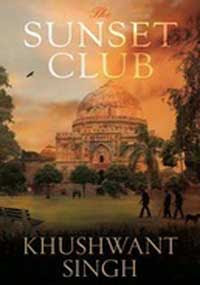 The Sunset Club by khushvant Singh,9780670085194