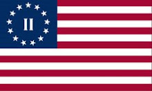2nd American Revolution Flag