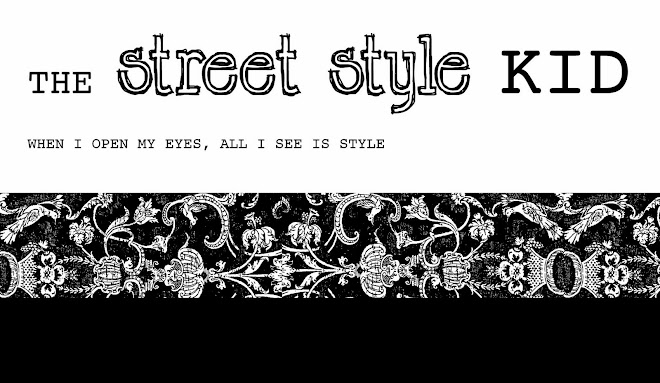 The Street Style Kid | Universal Street Style |