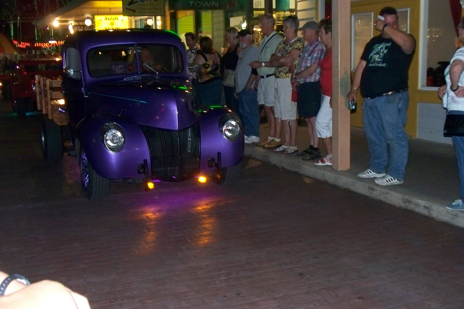 Looking For A Bird And A Birdie A NIGHT AT OLD TOWN KISSIMMEE - Old town florida car show