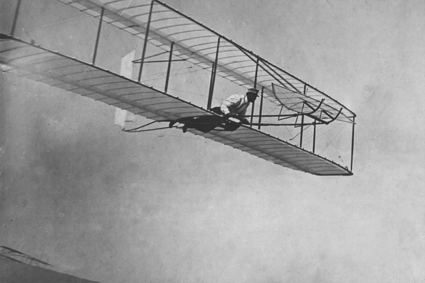 Thanks! Tissue wright brothers the fist plane great