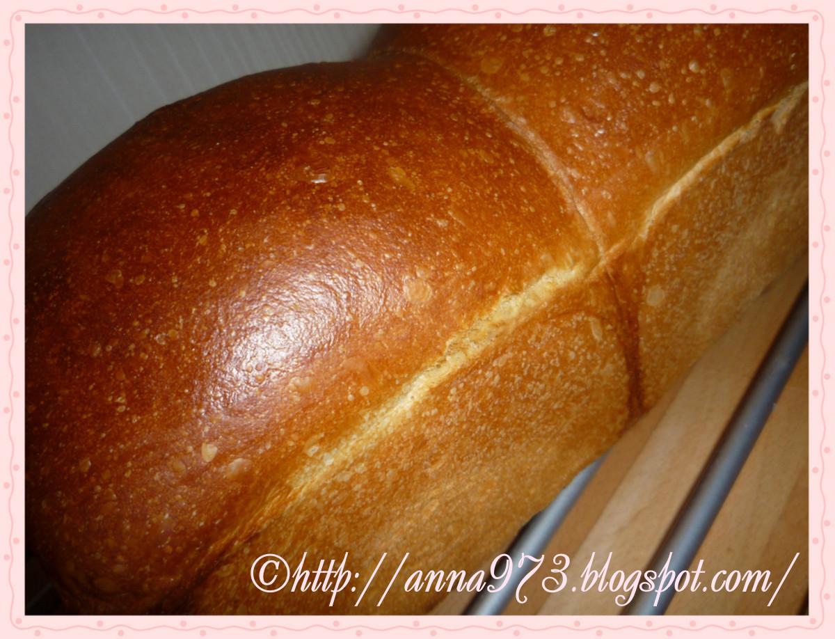 рецепт круглого хлеба в духовке