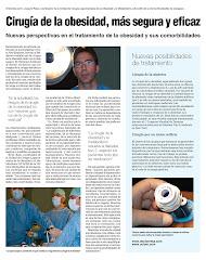 Nuevas posibilidades de cirugía de la diabetes
