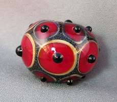 Salmon egg bead