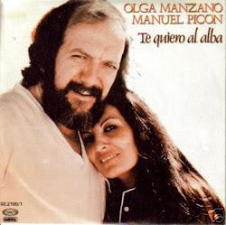 OLGA MANZANO Y MANUEL PICON