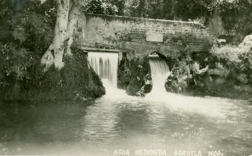 Image result for cuernavaca waterfall 1937