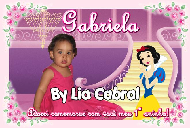 4- Convites Infantis personalizados e lembrancinhas de aniversário Arte muito legal