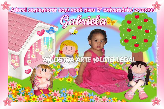 33-Convites Infantis personalizados e lembrancinhas de aniversário Arte muito legal