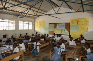 Makumbaya Sixth Grade