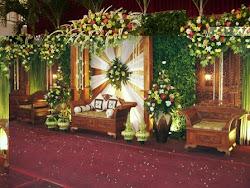 dekorasi gebyok