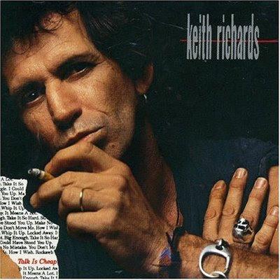 Ce que vous écoutez  là tout de suite - Page 22 Keith+Richards+-+Talk+Is+Cheap