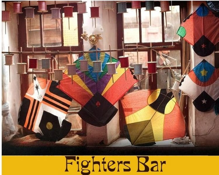 Fighters Bar