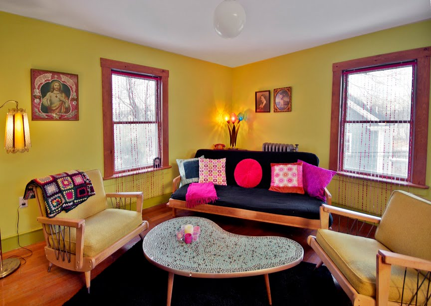 Mod Living Room
