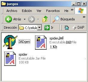 descarga juego jar jad: