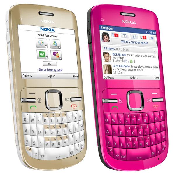 Minimizar Aplicaciones & Juegos en Nokia C3 [Tutorial]