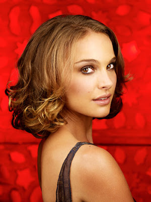 natalie portman hair styles. Posted by nt at 12:23 PM