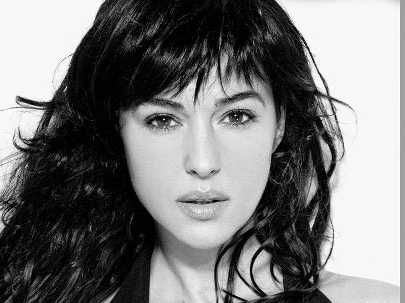 Monica Hair Styles: Short Hairstyles Picture Gallery: Monica Bellucci Hairstyles
